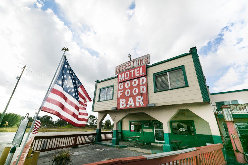 Yeehaw Junction photos of exterior of Desert Inn Motel