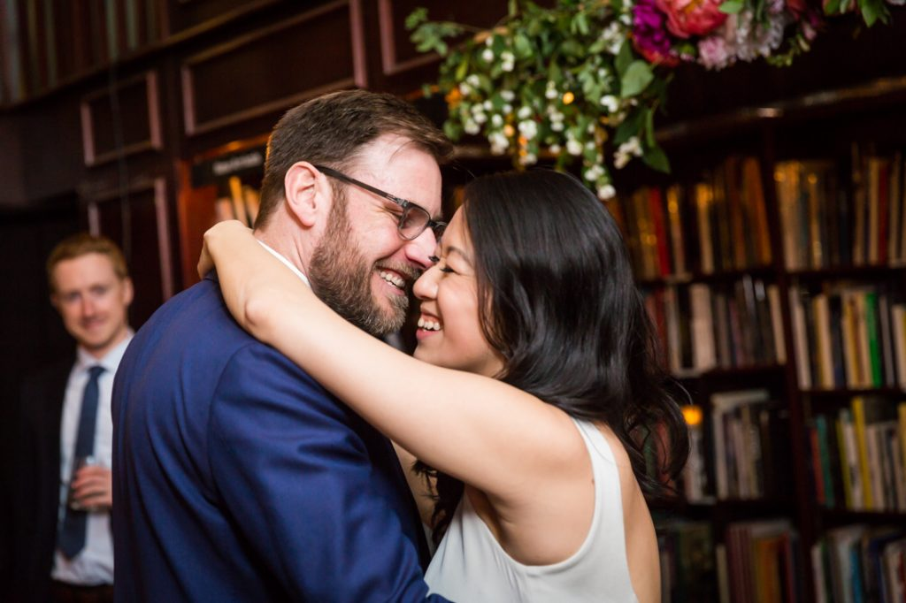 First dance at a SoHo wedding