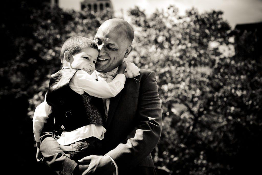 Brian and Niki's Central Park wedding photos by NYC wedding photojournalist, Kelly Williams