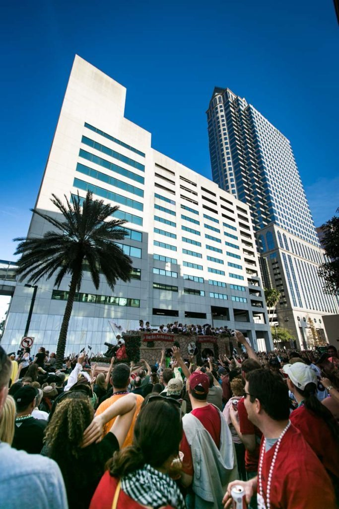 Tampa celebrates Gasparilla 2015, by NYC photojouralist, Kelly Williams