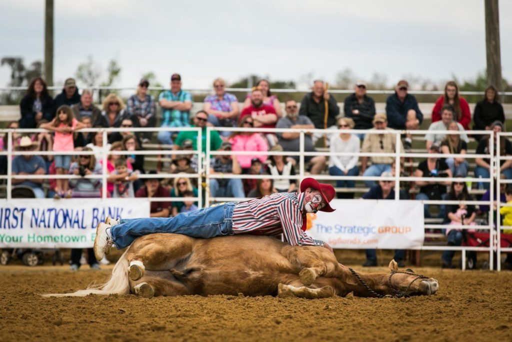 The Pasco County Fair Championship Rodeo, by NYC photojournalist, Kelly Williams