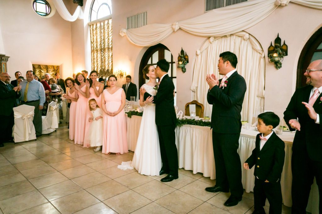 First dance photos, by Douglaston Manor wedding photographer, Kelly Williams