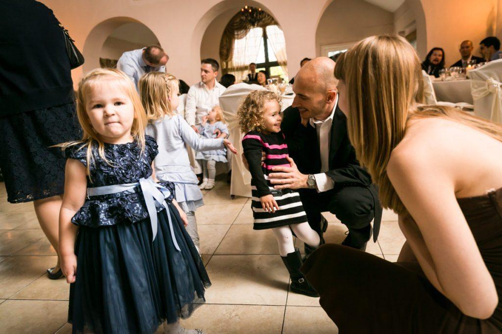 Reception photos, by Douglaston Manor wedding photographer, Kelly Williams