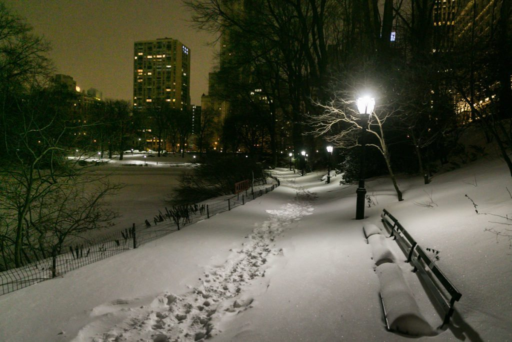 Snowpocalypse 2016 hits New York, by NYC photojournalist, Kelly Williams