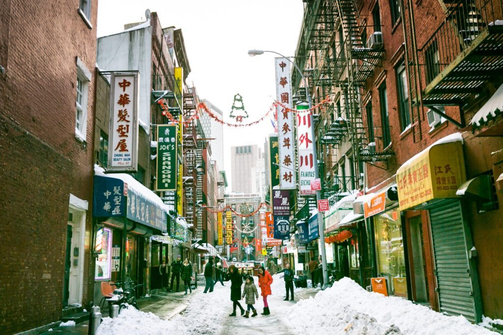 Chinatown, by NYC photographer, Kelly Williams