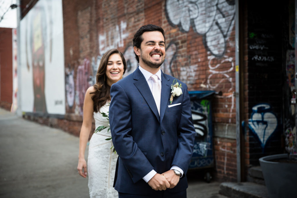 First look at a Wythe Hotel wedding