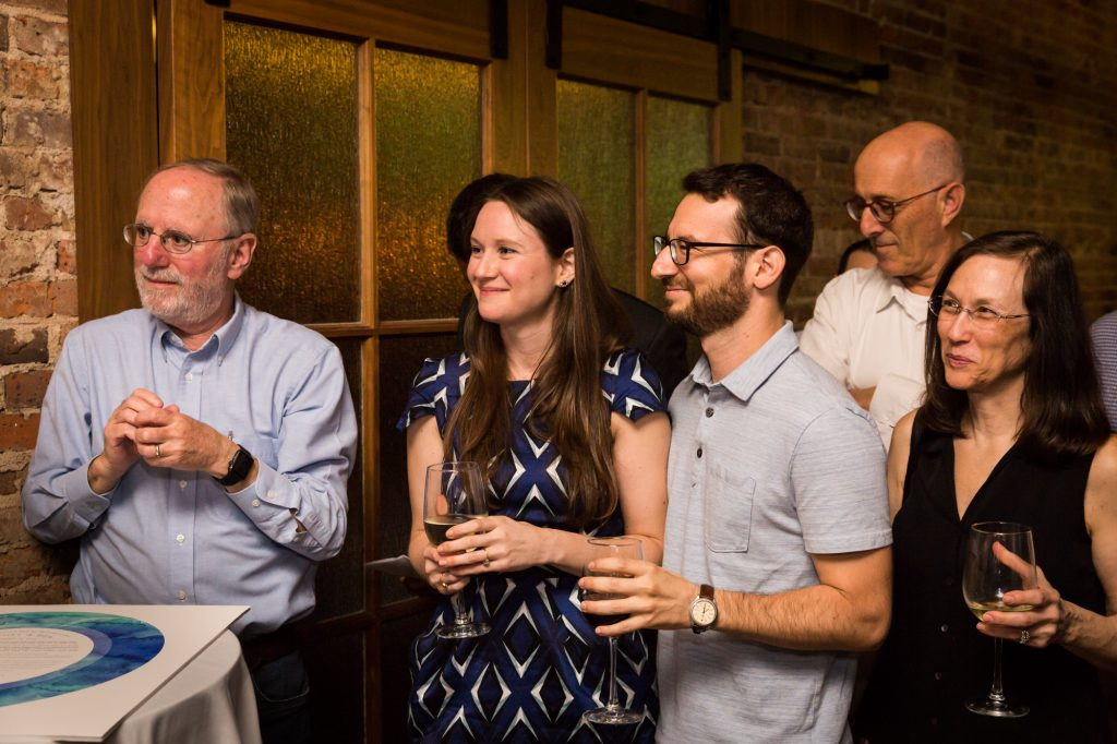 New Rochelle ketubah signing ceremony