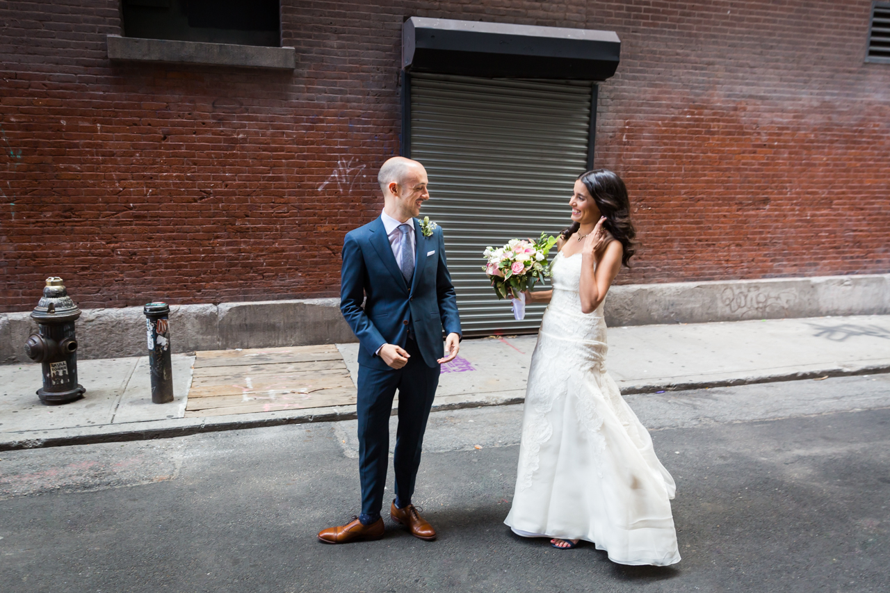 First look in alleyway for an article on non-floral centerpiece ideas