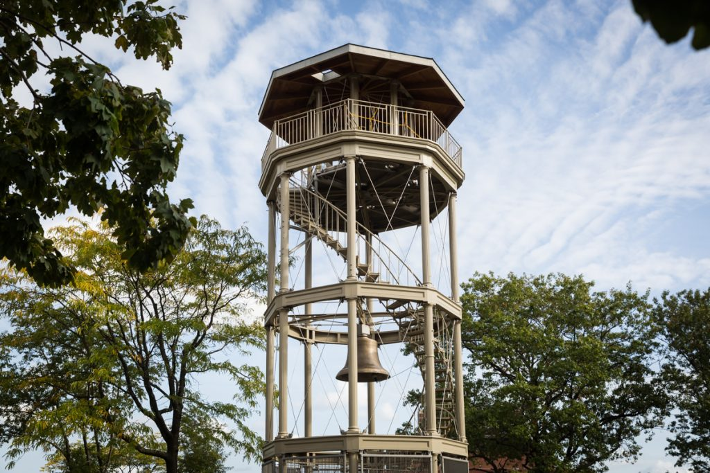 Harlem Fire Watchtower in Marcus Garvey Park